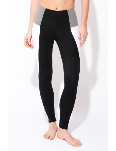 Side Contrast Leggings