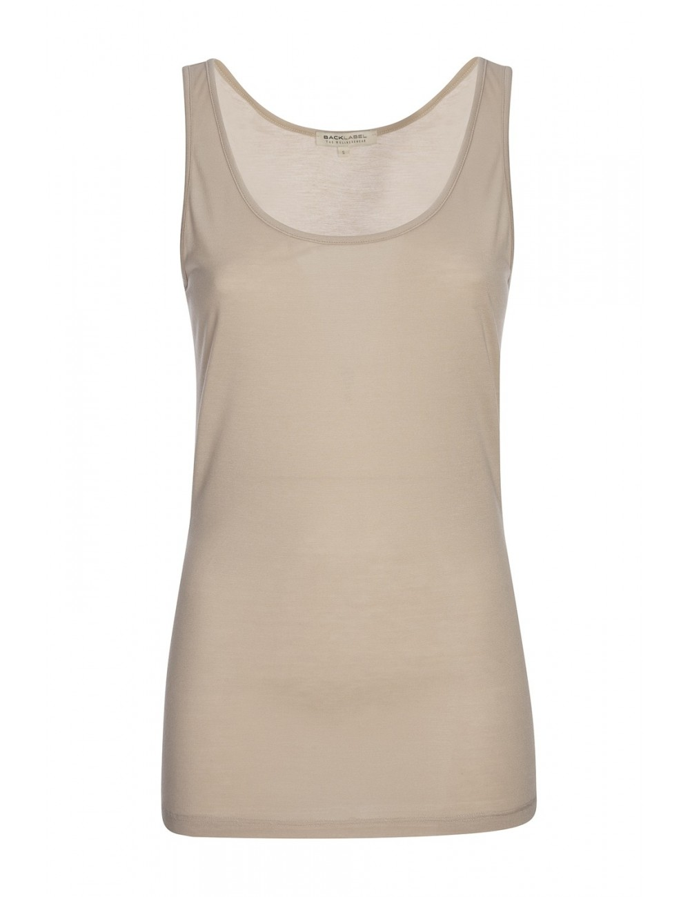 Tank Top - Bamboo & Silk