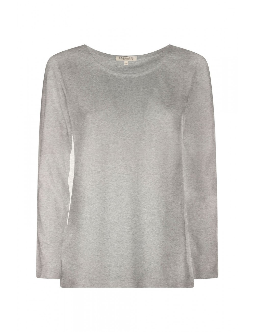 T-shirt Long Sleeves - Organic Cotton