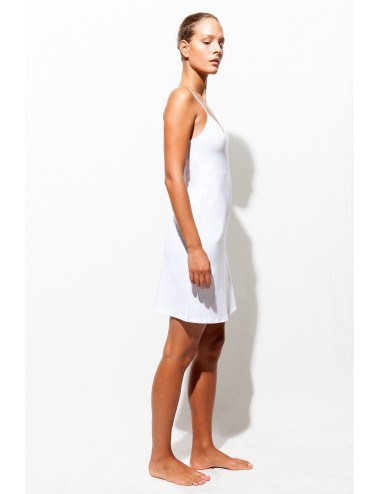 Slip Dress - Sea Island