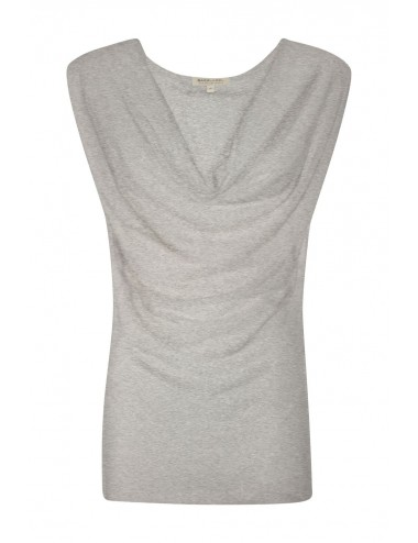 Draped Top - Organic Cotton