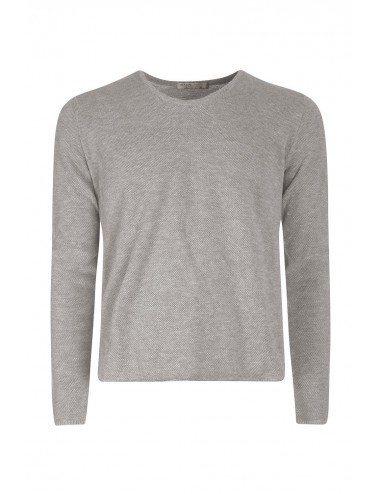 Organic Cotton Round Neck Pullover