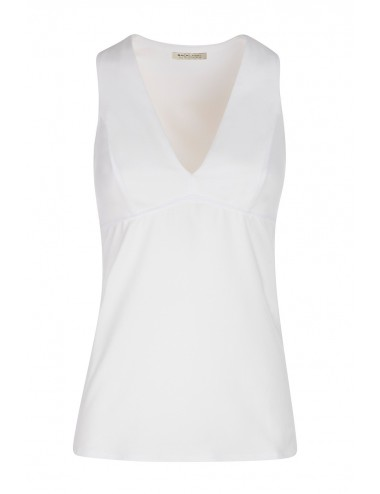 I-A Plunge Top